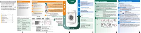 bosch maxx 7 lave linge automatique manuel d utilisation pages 8