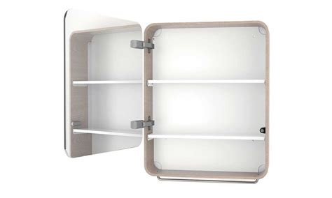 sebastian conran mirrored cabinet groupon goods