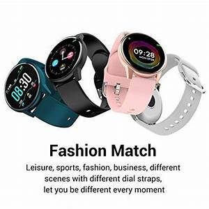 Smart Watch Heart Rate Monitor Pedometer Calorie Step