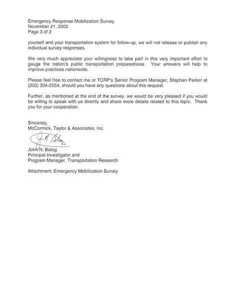 Survey Cover Letter by Sle Cover Letter For Surveys Essayquality Web Fc2