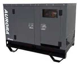 AGi20P 20,000 Watt Diesel Generator