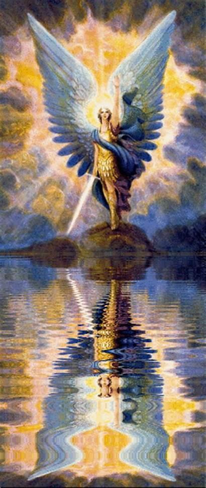 Michael Archangel Grid Energy Earth Spiritual Angel