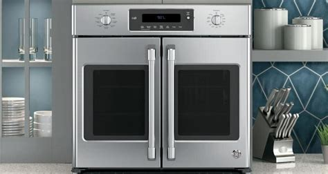 ge cafe  cafe professional series french door ovens
