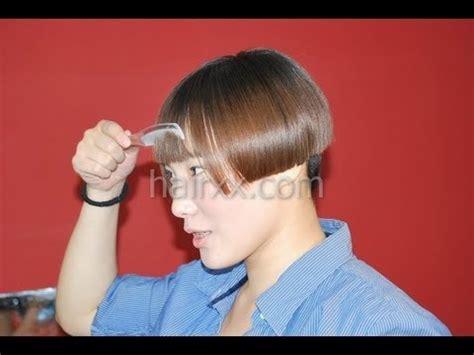 hairxx  long  short bobbleachmore shorter haircut