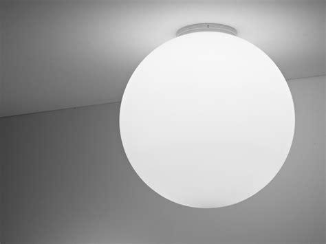 lampada da soffitto alogena fluorescente  vetro lumi