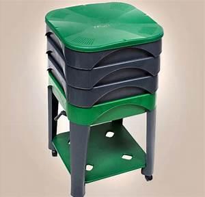 Composteur De Balcon : faire un compost en appartement annikapanika ~ Melissatoandfro.com Idées de Décoration