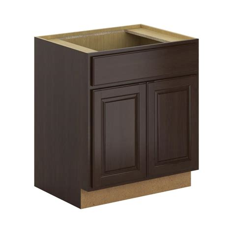 Sink Base Cabinet by Hton Bay Assembled 30x34 5x24 In Sink Base