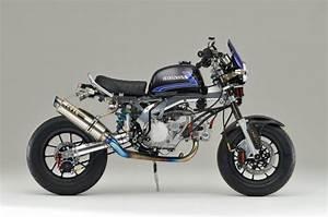 Racing Caf U00e8  Honda Monkey  3 By Gcraft