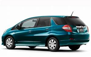 Stretched To Fit  Honda Fit Shuttle  Fit Shuttle Hybrid