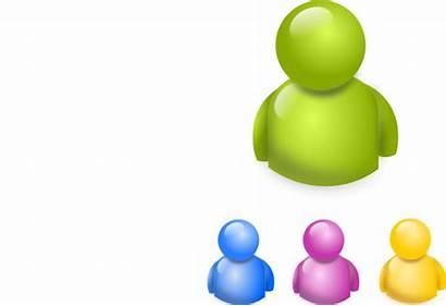 Icon Clipart Clip Microsoft Icons Person Vector
