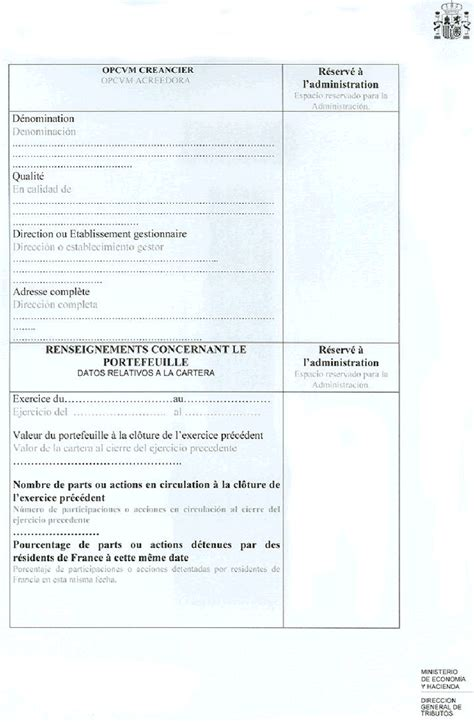 bureau d impot annexe int échange de lettres des 1er mars 2005 et 22