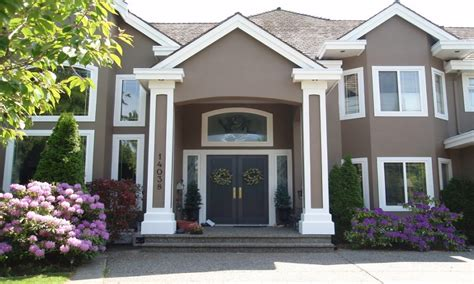 exterior paint colors for stucco homes stucco window trim
