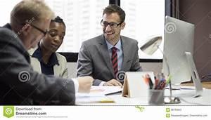 Business Team Corporate Organization Meeting Concept Stock ...