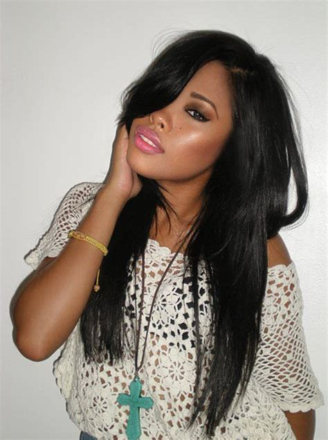 215 best weave sew ins hairstyles images on pinterest