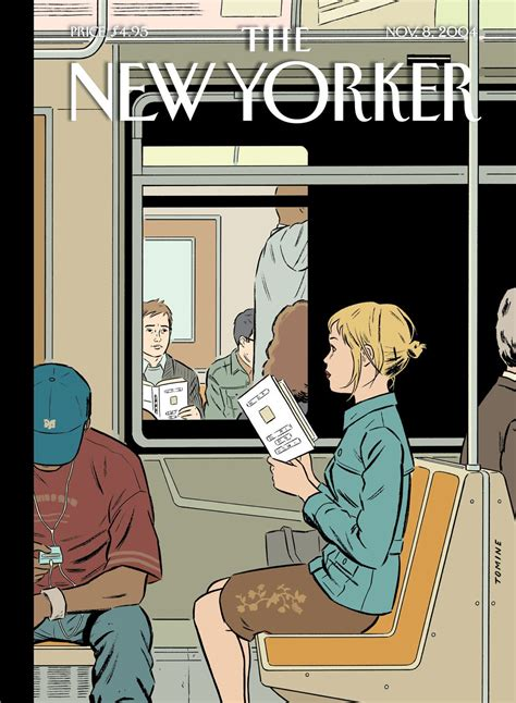 """Cover Story: Adrian Tomine's """"Memorial Plaza"""" 