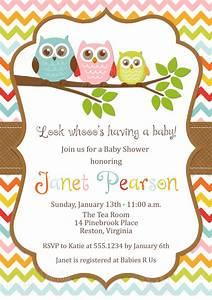 Owl baby shower invitations etsy various invitation card for Etsy owl wedding invitations