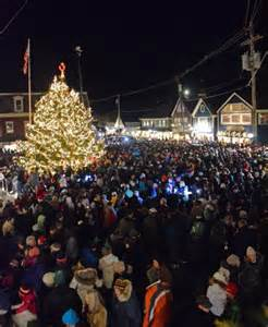 Christmas Tree Shop Dartmouth Ma Sunday Hours by Best Christmas Celebrations In New England New England Today