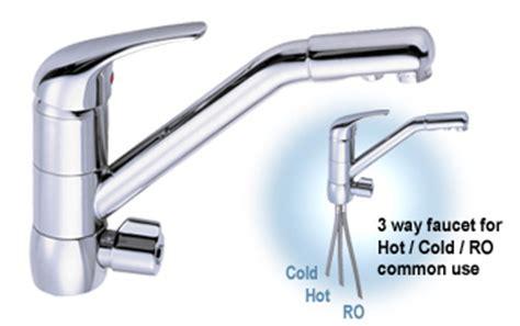 robinet pour osmoseur cuisine robinet 3 voies blanc pour osmoseur et purificateur d 39 eau watertech fr