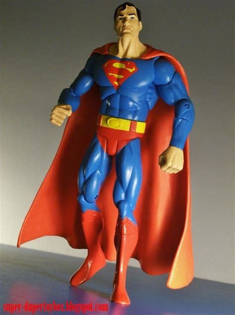 Icon Boat Justice League by Super Dupertoybox History Of The Dc Universe Superman