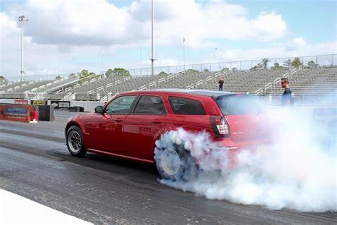 2006 Magnum Srt8 Specs by 2006 Dodge Magnum Srt8 1 4 Mile Drag Racing Timeslip Specs