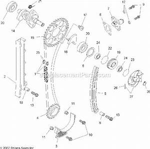 Polaris A08gp52aa Parts List And Diagram