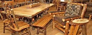 Miller's Rustic Furniture | Ohio's Amish Country  Rustic
