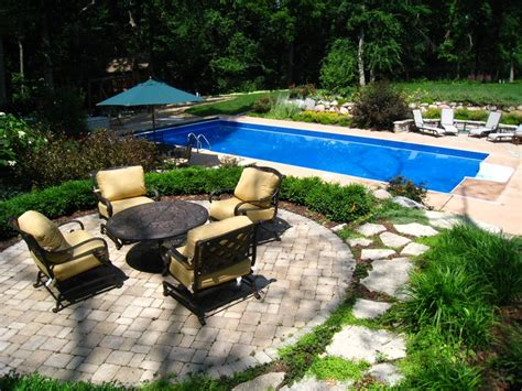 outdoor living pool and patio outdoor living