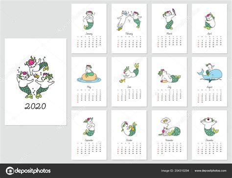 calendario bonito