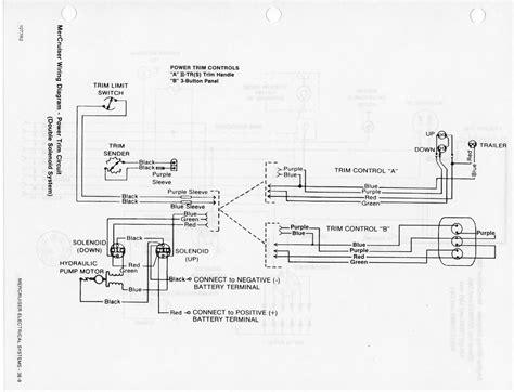 Power Trim Wiring Diagram by Mercruiser Power Trim Limit Switch Wiring Diagram