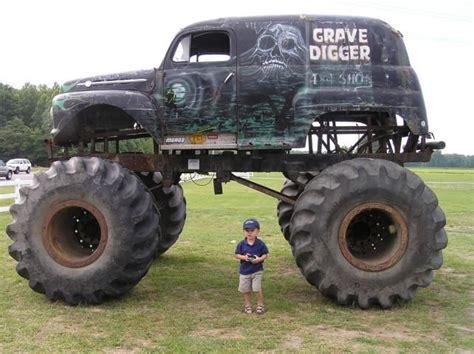 Old Grave Digger My Fav Monster Truck Gravedigger