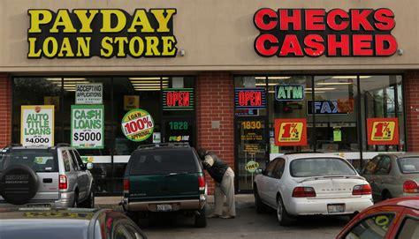 Payday Loan Users Can Also Get Hit By Bank Fees, Watchdog