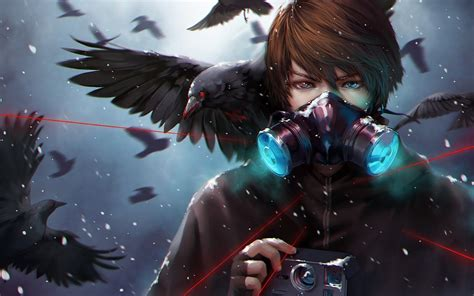 kumpulan fan art  wallpaper anime keren hd