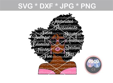 The best selection of royalty free afro woman vector art, graphics and stock illustrations. Worded, wild hair, girl, Diva woman, glasses, digital ...