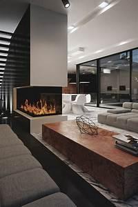 Wohnzimmer Gestalten Grau : designer wohnzimmer die ihnen eine vorstellung ~ Michelbontemps.com Haus und Dekorationen