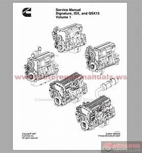 Cummins Isx Qsb N14 Service Manual