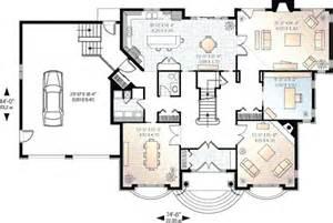 european style house plan 4 beds 3 5 baths 4200 sq ft