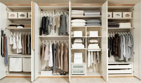 6 Tipps Für Ordnung Im Kleiderschrank