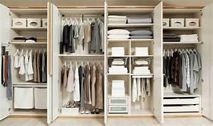 Kleiderschrank Sortieren Tipps : 6 tipps f r ordnung im kleiderschrank ~ Markanthonyermac.com Haus und Dekorationen