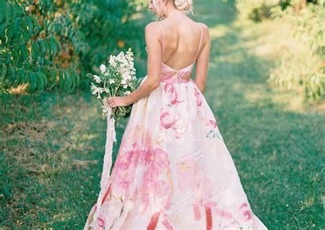 100 Colorful Non-white Wedding Dresses