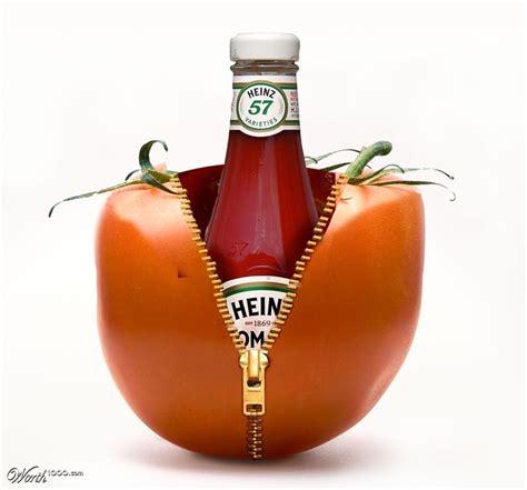 Heionz Tomato - Worth1000 Contests | Creative advertising ...