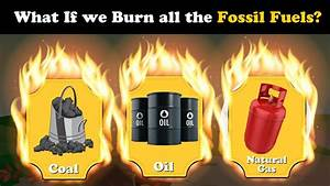 What If We Burn All The Fossil Fuels