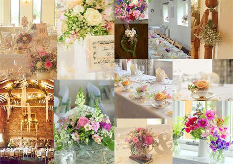 English Country Garden Wedding Flowers The Flower Farm