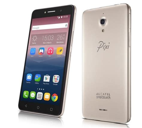 alcatel pixi 4 smartphone launched in india features 6 inch display and snapdragon 210 soc