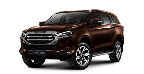 The last true isuzu suvs was the trooper and the frontier. All-new Isuzu MU-X luxurious SUV revealed ...