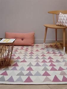 Teppich Rosa Grau : rosa teppich ~ Markanthonyermac.com Haus und Dekorationen