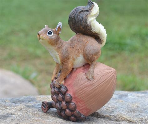 online buy wholesale plastic squirrel figurine from china