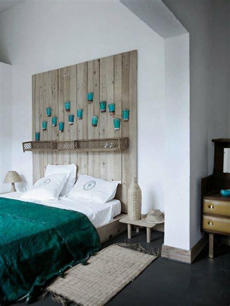fabriquer chambre fabriquer une tête de lit en bois c 39 est simple et c 39 est