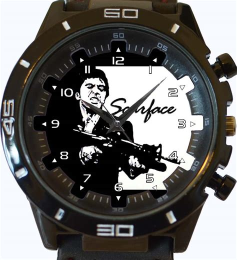 Scarface Al Pacino Legend New Gt Series Sports Unisex Gift. Platinum Diamond. Macy's Bangle Bracelets. Date Necklace. Girlish Rings. Royal Bands. Affordable Wedding Rings. Guy Watches. Snap Back Earrings
