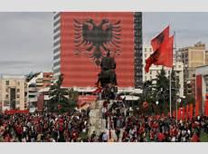 Albania celebrates 100 years of independence PHOTOS