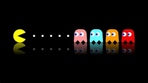 pacman wallpaper  project resources